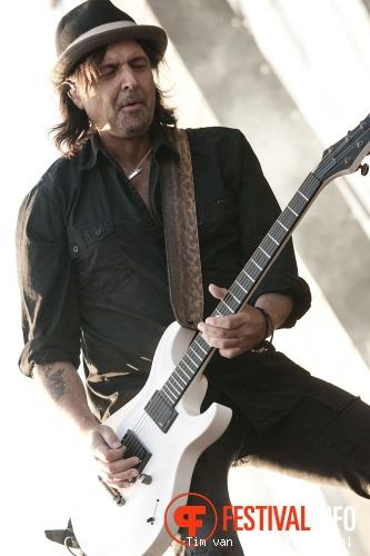 Foto Motörhead op Graspop Metal Meeting 2012