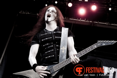 Foto Powerwolf op Graspop Metal Meeting 2012