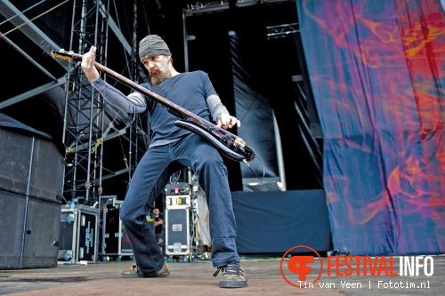 Godsmack op Graspop Metal Meeting 2012 foto