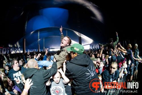 Foto H2O op Graspop Metal Meeting 2012