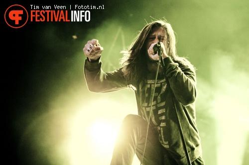 Foto While She Sleeps op Graspop Metal Meeting 2012