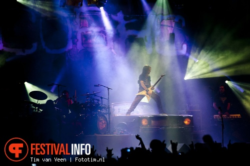 Foto Bodom After Midnight op Graspop Metal Meeting 2012
