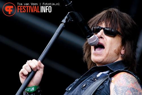 Thin Lizzy op Graspop Metal Meeting 2012 foto
