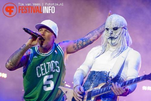 Foto Limp Bizkit op Graspop Metal Meeting 2012