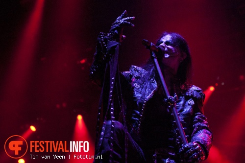 Foto Dimmu Borgir op Graspop Metal Meeting 2012