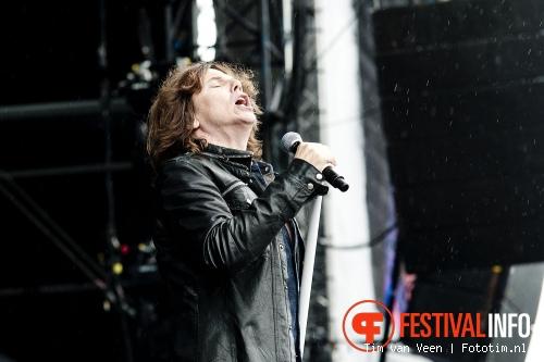 Foto Europe op Graspop Metal Meeting 2012