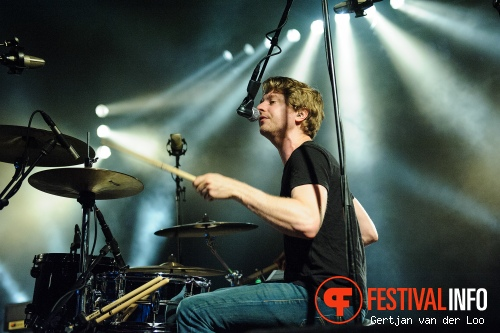Blood Red Shoes op Festival deBeschaving 2012 foto