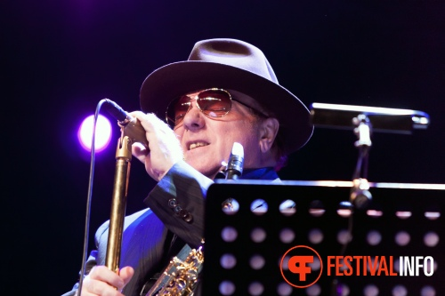 Van Morrison op North Sea Jazz 2012 dag 1 foto