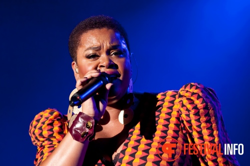 Jill Scott op North Sea Jazz 2012 dag 1 foto
