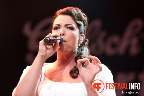 Caro Emerald op North Sea Jazz 2012 dag 1 foto