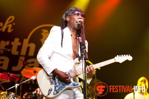 Nile Rodgers & Chic op North Sea Jazz 2012 dag 1 foto