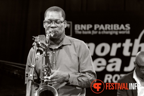 Ravi Coltrane op North Sea Jazz 2012 dag 1 foto