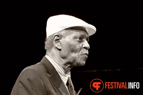 McCoy Tyner Trio op North Sea Jazz 2012 dag 1 foto