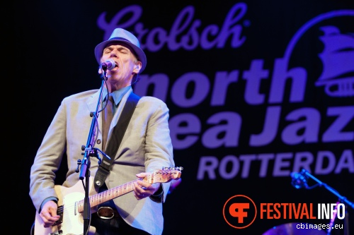 John Hiatt op North Sea Jazz 2012 dag 1 foto