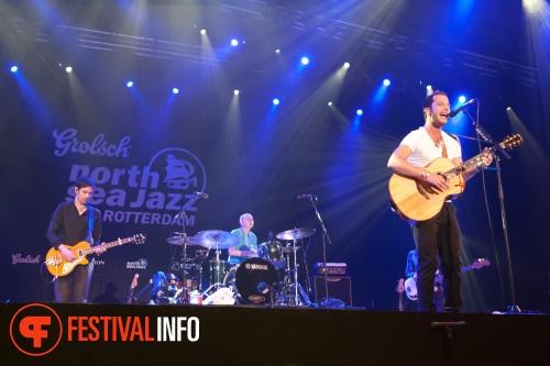 James Morrison op North Sea Jazz 2012 dag 2 foto