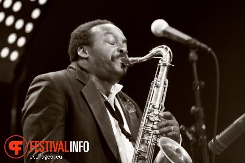 David Murray op North Sea Jazz 2012 dag 2 foto