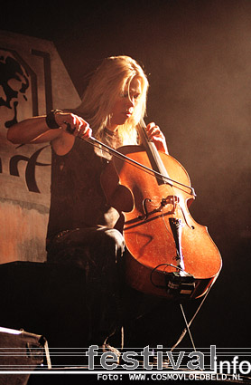 Apocalyptica op Dour 2006 foto