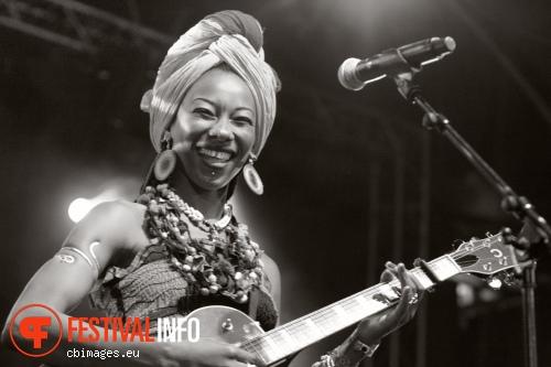 North Sea Jazz 2012 dag 3 foto