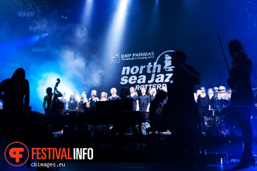 The Kyteman Orchestra op North Sea Jazz 2012 dag 3 foto