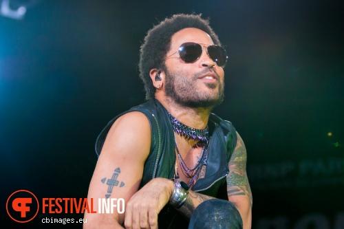Foto Lenny Kravitz op Lenny Kravitz - 7/7 - Ahoy