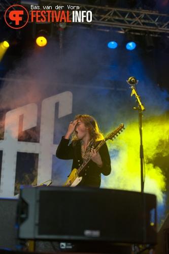 DeWolff op Bospop 2012 foto