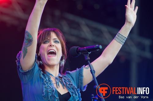 Beth Hart op Bospop 2012 foto