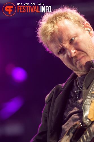 Kenny Wayne Shepherd op Bospop 2012 foto