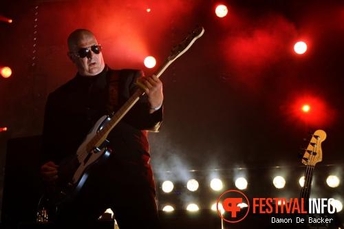 Triggerfinger op Rock Zottegem 2012 foto