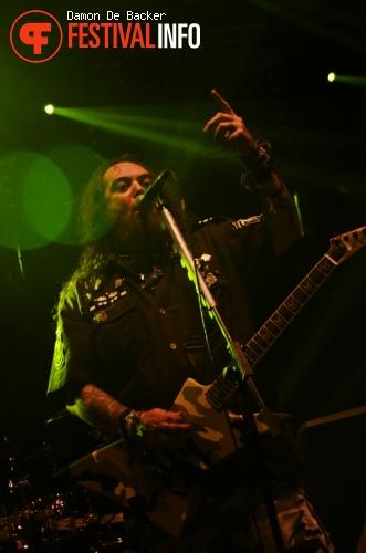 Soulfly op Rock Zottegem 2012 foto