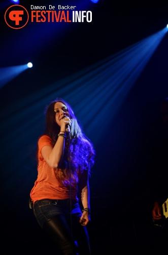 Alanis Morissette op Rock Zottegem 2012 foto