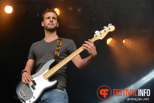 The Apollo Project op Werfpop 2012 foto