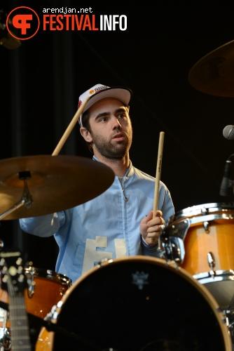 Eli 'Paperboy' Reed op Werfpop 2012 foto