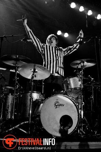 Triggerfinger op Dijkpop 2012 foto