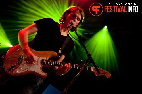 Foto Yori Swart op Dijkpop 2012