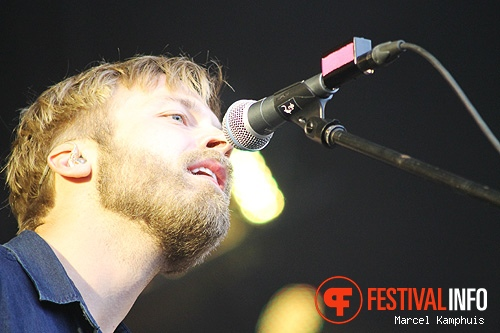 Foto Ewert and the Two Dragons op Positivus Festival 2012