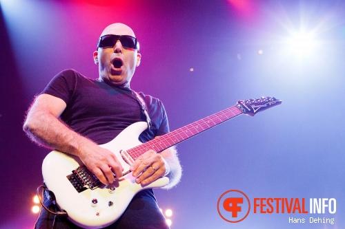 Foto Joe Satriani op G3 - 20/7 - HMH