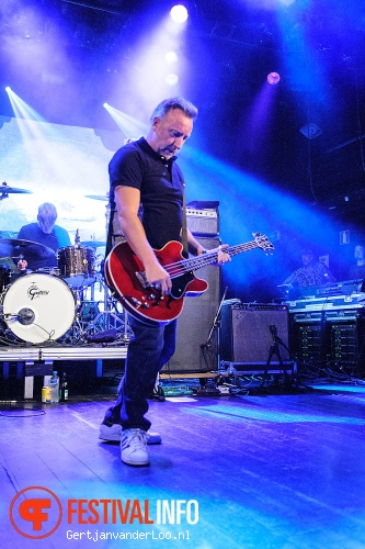 Peter Hook op Summer Darkness 2012 foto