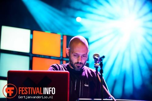 Haujobb op Summer Darkness 2012 foto