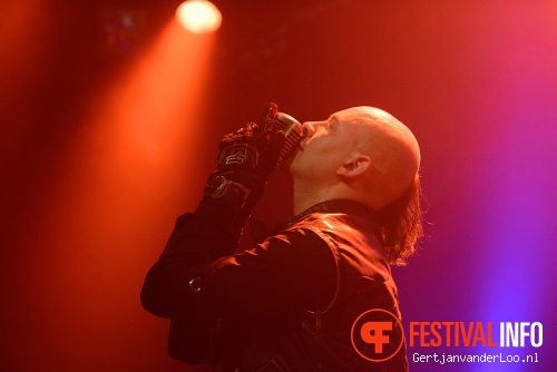 Controlled Collapse op Summer Darkness 2012 foto
