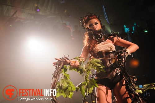 Bal Du Masque op Summer Darkness 2012 foto