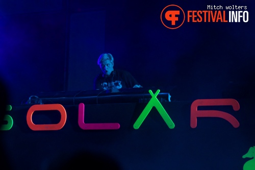 Foto Flux Pavilion op Solar Weekend 2012