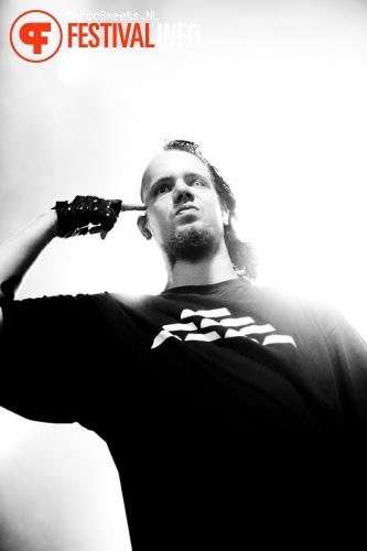 Foto Dope D.O.D. op Huntenpop 2012