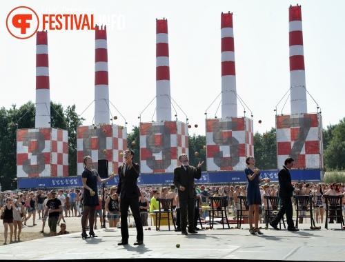 Lowlands 2012 - dag 1 foto