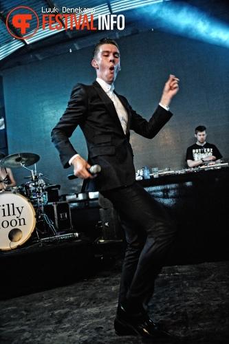 Willy Moon op Lowlands 2012 - dag 2 foto