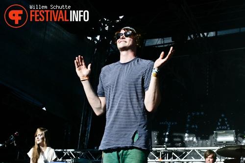 Team Me op MS Dockville Festival 2012 foto