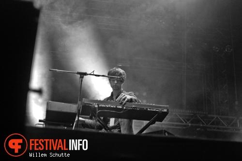 James Blake op MS Dockville Festival 2012 foto