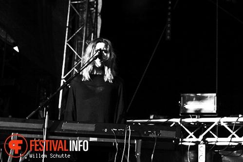 Dillon op MS Dockville Festival 2012 foto