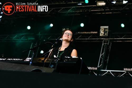 Sóley op MS Dockville Festival 2012 foto