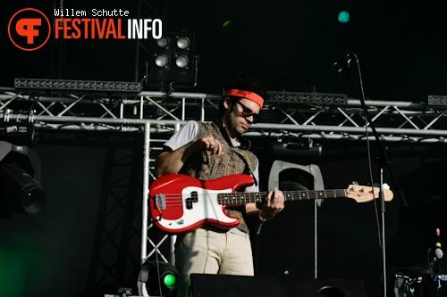 Tune Yards op MS Dockville Festival 2012 foto