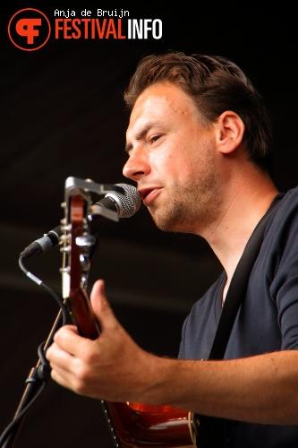 Fabian op Waterpop 2012 foto